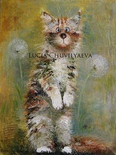Люси Чувиляева Postcard Design, Dream Art, Cat Design, Pictures To Draw, Cat Art, Watercolor Art, Comic Art, Art Gallery, Illustration Art