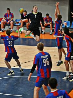 #jump #high #love #handball