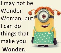 Lol minions pics for fun of the hour (10:49:01 AM, Friday 26, February 2016 PST)... - 104901, 2016, 26, February, Friday, fun, funny minion quotes, hour, Lol, Minion Quote, Minions, pics, PST - Minion-Quotes.com