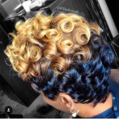 Owners of short hair often complain about a small number of opportunities to change the image, change hair styles. Dope Hairstyles, My Hairstyle, Pretty Hairstyles, 1940s Hairstyles, Short Cut Hairstyles, Stylish Hairstyles, Wedding Hairstyles, Love Hair, Great Hair