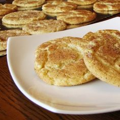 My Favorite Snickerdoodles - Easily the tastiest and simplest snickerdoodle recipe I have ever come across.  - Rumbly in my Tumbly