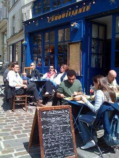 L'ébouillanté, Restaurant, 6 Rue des Barres, Paris IV