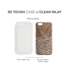 iPhone 7 Case Wood Waves iPhone 7 Plus iPhone 6s by HelloNutcase