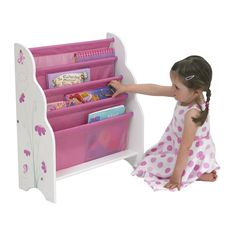 Butterfly Sling Bookcase | Bookcase | | Furniture from Wilkinson Plus