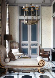 #AD #DELHI Жан-Луи Денио - Дом в Индии #жанлуиденио #денио #interior #interiordesign #India #decorator #JeanLouisDeniot