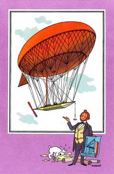 Ballon 19 : Dirigeable Dupuy de Lôme