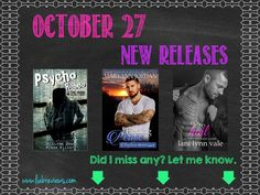 New Releases for October 27, 2017