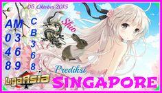 Prediksi LigaAsia: PREDIKSI TOGEL SGP LIGAASIA 05 OKTOBER 2015