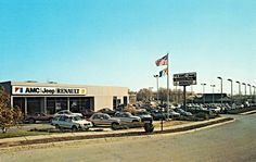 Overland Park AMC/Jeep/Renault, Overland Park, Kansas, 1981 | by aldenjewell