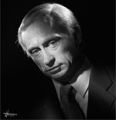 Vladimir Putin by Studio Harcourt Paris
