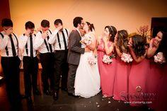 Damas adultas e rapazes.   #miraematheus #casamento