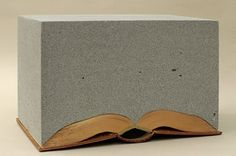 Book/concrete