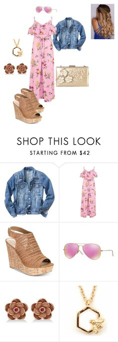 """""""7-Day Spring Outfit Challenge (Spring)"""" by napalmfairy on Polyvore featuring River Island, American Rag Cie, Ray-Ban, Allurez and Rimen & Co."""