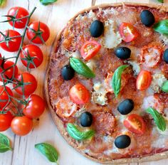 Update1 Pizza Fitt, Vegetable Pizza, Paleo, Low Carb, Dinner, Vegetables, Healthy, Dining, Food Dinners