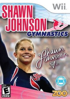 Shawn Johnson Gymnastics  Nintendo Wii ** Check out the image by visiting the link.Note:It is affiliate link to Amazon.