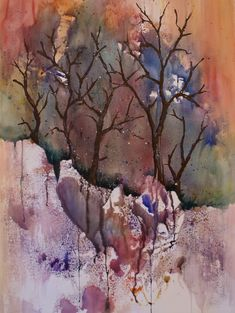 Contemporary Watercolor Artists | Watercolor Artists International - Contemporary Fine Art International ...