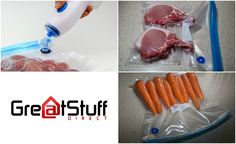 Vacuum Sealer, Field Day, Preserve, Wine Recipes, Innovation, Vacuums, Kitchen Appliances, Homemade, Dishes