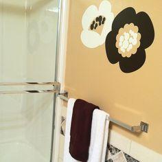 Poppy vinyl wall decals! Uppercase Living http://nikiluna.uppercaseliving.net