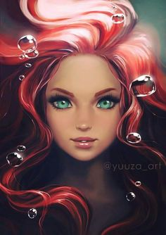 Ariel ~ The Little Mermaid 1989