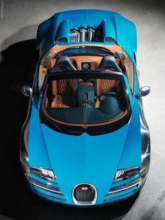Bugatti Veyron Meo Costantini (2013)