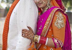 Orange and Pinkk: A Grand Punjabi Wedding