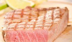 Grilovaný tuniak