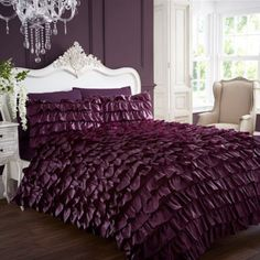 CAN-CAN-FRILLED-FLAMENCO-DRESS-QUILT-DUVET-COVER-BEDDING-SET-BLACK-WHITE-SILVER
