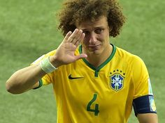 awesome David Luiz New Haircut 2017 Pictures