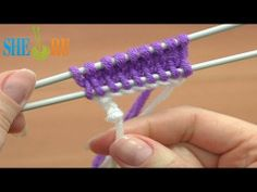 Knit The Crochet Provisional Cast On Tutorial 1 Part 17 of 18 Cast On Methods in… – Knitting patterns, knitting designs, knitting for beginners. Knitting Basics, Knitting Videos, Crochet Videos, Easy Knitting, Knitting For Beginners, Loom Knitting, Knitting Stitches, Knitting Designs, Knitting Socks