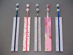 Hobbies And Crafts, Diy And Crafts, Arts And Crafts, Desk Organization Diy, Diy Bookmarks, Smash Book, Book Making, Sewing Projects, Scrap