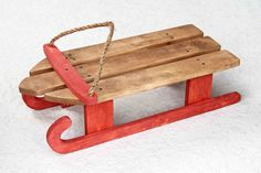 Hey, I found this really awesome Etsy listing at https://www.etsy.com/listing/166418175/wooden-sled