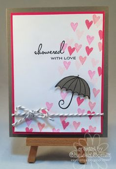 Chelsea's Creative Corner: Showered with Love.....