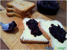 Mermelada de frutas del bosque Cheesecake, Desserts, Food, Marmalade, Fruit, Deserts, Recipes, Woods, Homemade