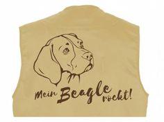 Outdoor-Westen - mit DummytascheMil-Tec Outdoor-Weste mit Dummytasche: Beagle