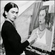 Frida Kahlo – Breve biografia ed alcuni dipinti di questa grande e passionale pittrice messicana | IL MONDO DI ORSOSOGNANTE