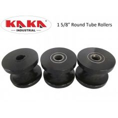 Factory fabrication roller, round and other knives