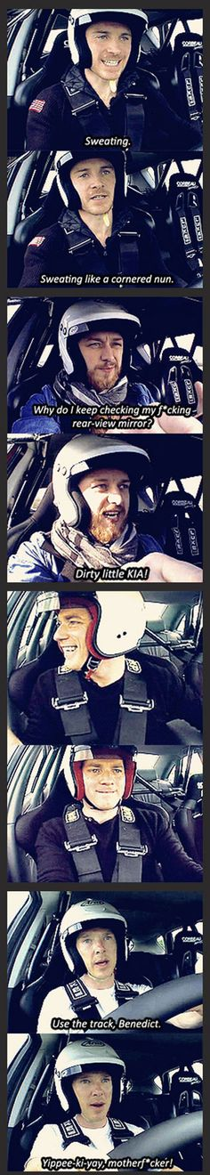 Hot men + Top Gear = Heaven...they need to add Tom to this now that he has done the show