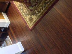 1 2 x 5 antique hazel click strand bamboo morning star for Lumber liquidators decking material