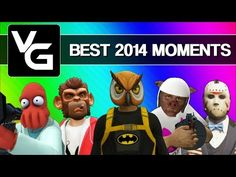 Vanoss Gaming Funny Moments - Best Moments of 2014 (Gmod, GTA 5, Skate 3, & More!) - YouTube
