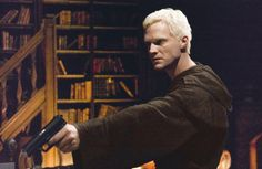 "Paul Bettany as Silas in ""The Da Vinci Code"", 2006"