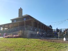 Saudé Creek Vineyards is an unforgettable venue for your wedding, and corporate or private events. See why we love it: http://vawines360.com/portfolio-item/visit-saude-creek-vineyards/