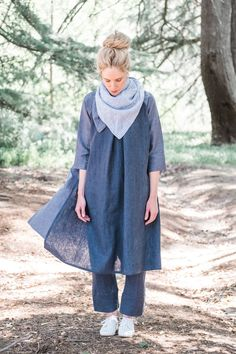 Shahn Jacket | Blueberry & Vulcan Blue China Fashion, Blueberry, Overalls, Skinny Jeans, Panelling, Fashion Outfits, Elegant, My Style, Model