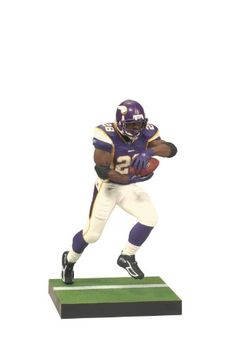 McFarlane Toys NFL Series 24 Adrian Peterson 3 Action Figure >>> You can get additional details at the image link.Note:It is affiliate link to Amazon.