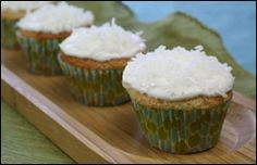 Come Back, Cupcakes! (3 New Recipes!)