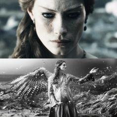 Vikings Season 2 Aslaug ~ Vikings