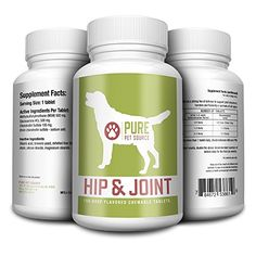 Best Dog Joint Supplement  Protect Your Dogs Hips With This Dog Hip Supplement  Strongest Formula Available Plus MSM  Beef Flavored So Your Dog Will Love It  100  Love It Or Its Free *** Check out the image by visiting the link.Note:It is affiliate link to Amazon.