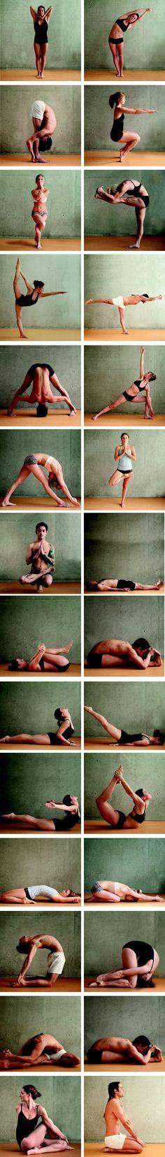 nice 26 Bikram Yoga Poses #yoga #fitness | bikramyogavancouv......