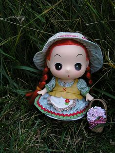 Anne of Green Gables ddung doll | Flickr - Photo Sharing!