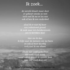 Bezoek de post voor meer. Food Quotes, Me Quotes, Poems About Life, Dutch Quotes, Verse, Pretty Words, Happy Thoughts, Poetry Quotes, Life Lessons
