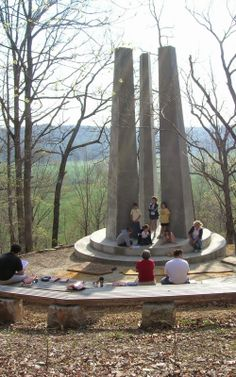 Discover St. Mark at Mound Ridge Camp and Retreat Center